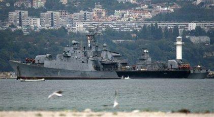 Bulgaria Rescued Sailors